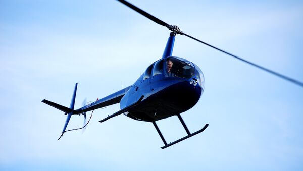 Helicóptero (archivo) - Sputnik Mundo