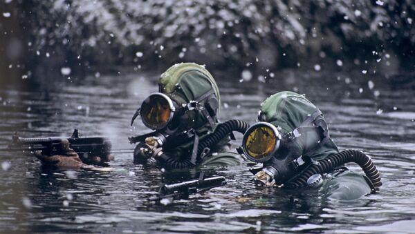 Así es el día a día de las Fuerzas Especiales de Rusia - Sputnik Mundo