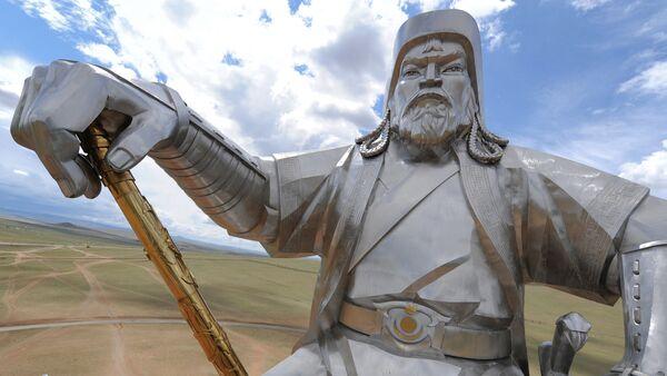 Туристический комплекс Статуя Чингисхана - Sputnik Mundo