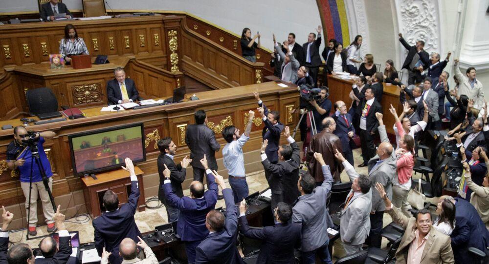 La Asamblea Nacional de Venezuela