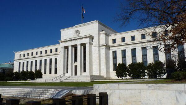 Sede de la Fed - Sputnik Mundo