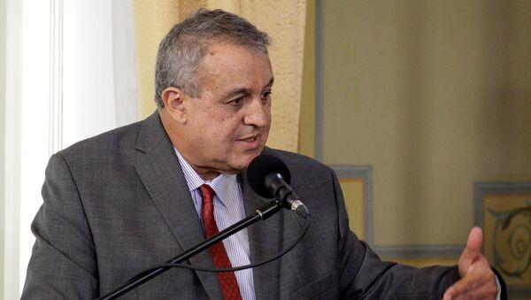Eulogio del Pino, ministro de Petróleo y Energía de Venezuela (archivo) - Sputnik Mundo