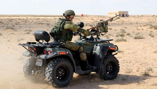 'Defensores de la Amistad': ejercicios antiterroristas conjuntos entre Rusia y Egipto - Sputnik Mundo