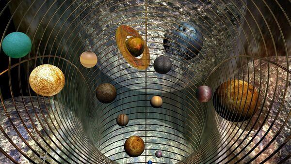 El Universo (ilustración) - Sputnik Mundo