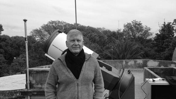 Mario Díaz - Sputnik Mundo