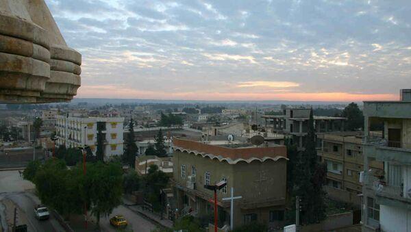 La ciudad siria de Al Raqa - Sputnik Mundo