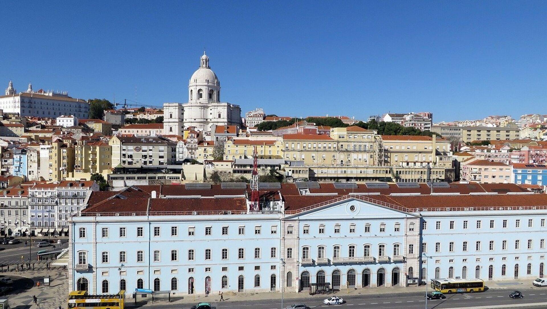 Lisboa, la capital de Portugal - Sputnik Mundo, 1920, 13.01.2021