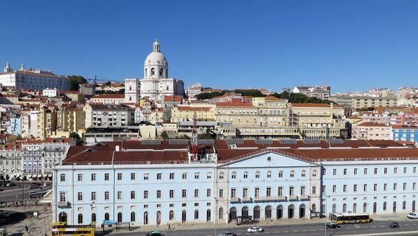 Lisboa, la capital de Portugal - Sputnik Mundo