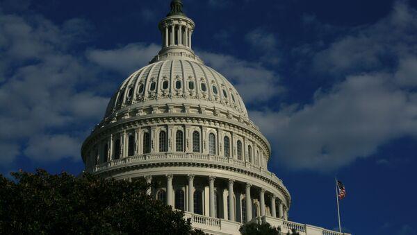 El Capitolio de EEUU - Sputnik Mundo
