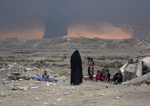 La situación en Irak