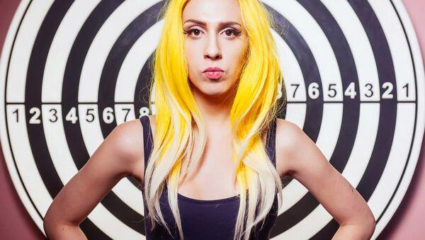 Alexandra Gúseva, la 'Lady Gaga rusa' - Sputnik Mundo