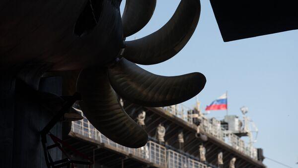 Los astilleros de San Petersburgo - Sputnik Mundo
