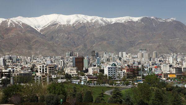 Tehran - Sputnik Mundo