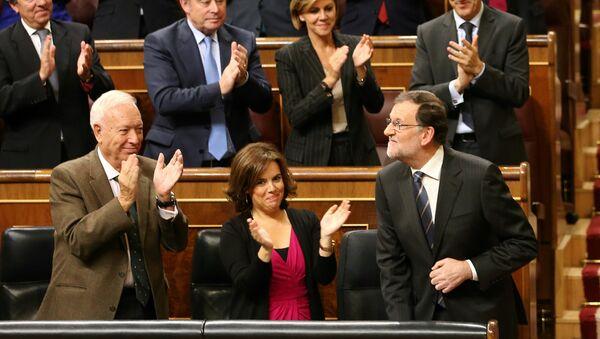 Congreso de los Diputados en España (Archivo) - Sputnik Mundo