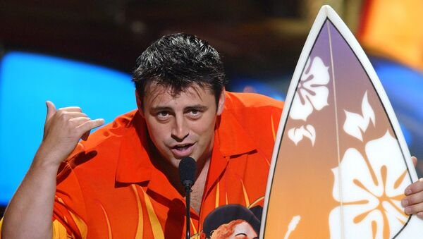 Matt Leblanc, el actor que interpretó a Joey Tribbiani - Sputnik Mundo