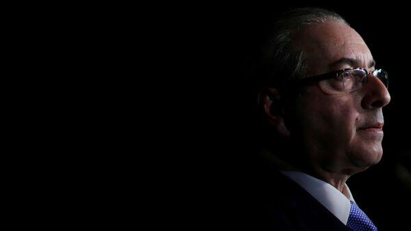 Eduardo Cunha, expresidente de la Cámara de Diputados Eduardo Cunha - Sputnik Mundo