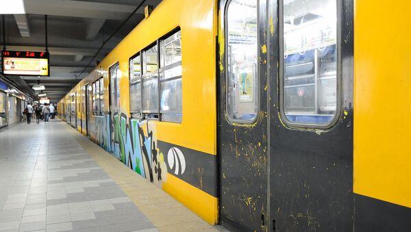 Metro de Buenos Aires - Sputnik Mundo