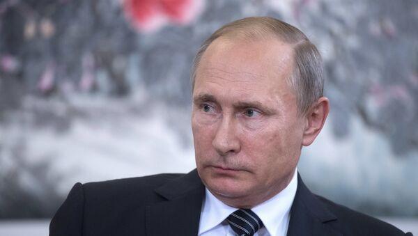 Визит президента РФ В. Путина в Китай. День третий - Sputnik Mundo