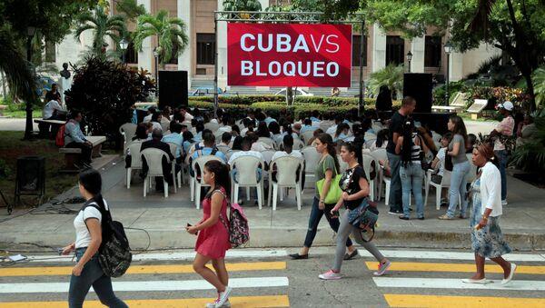La Habana, capital de Cuba - Sputnik Mundo
