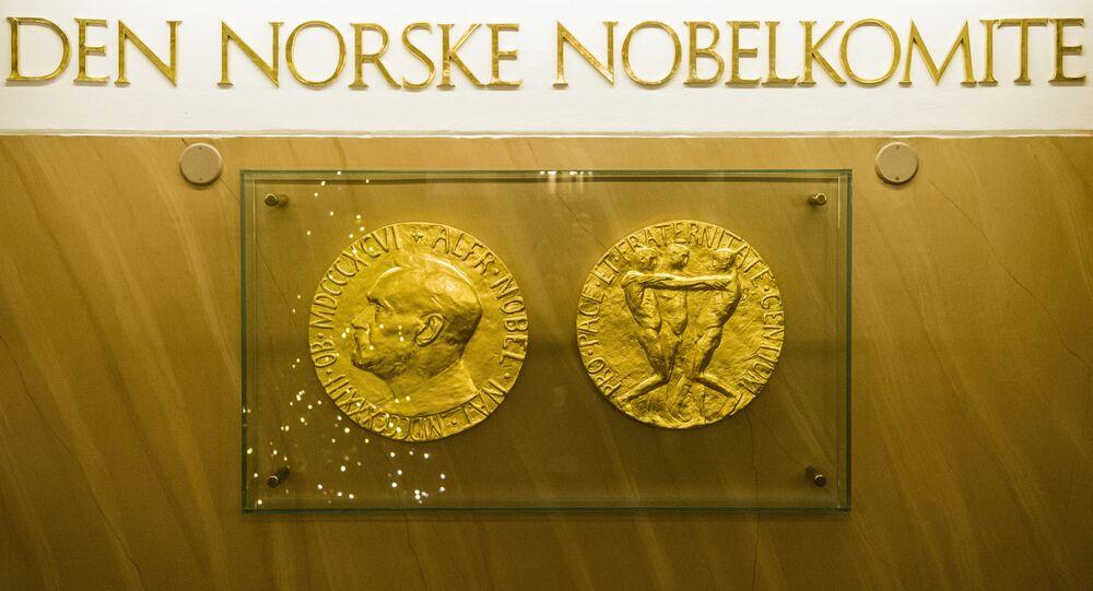 Las medallas del premio Nobel (imagen referencial)