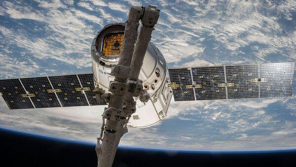 Un satélite (archivo) - Sputnik Mundo