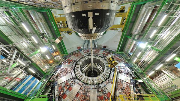 Boson Super-Collider - Sputnik Mundo