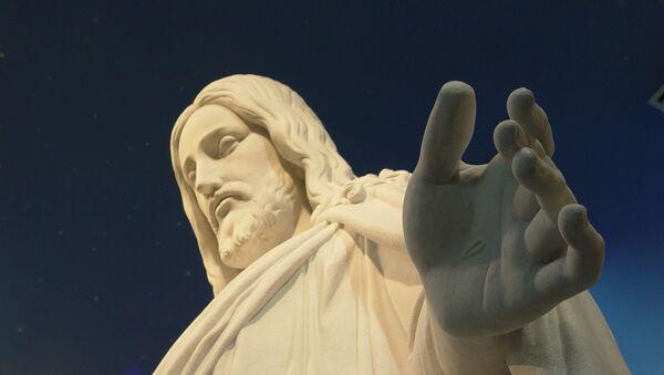 Estátua de Jesús - Sputnik Mundo