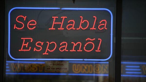 Se habla español - Sputnik Mundo