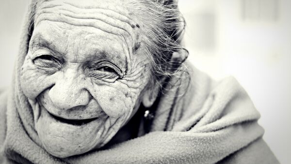 Una anciana (archivo) - Sputnik Mundo