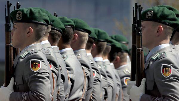 La Bundeswehr, Fuerzas Armadas de Alemania - Sputnik Mundo