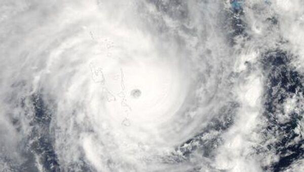 Un ciclón (archivo) - Sputnik Mundo