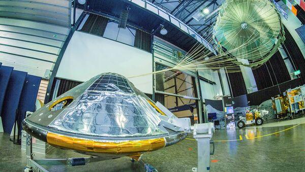 El modelo de Schiaparelli - Sputnik Mundo