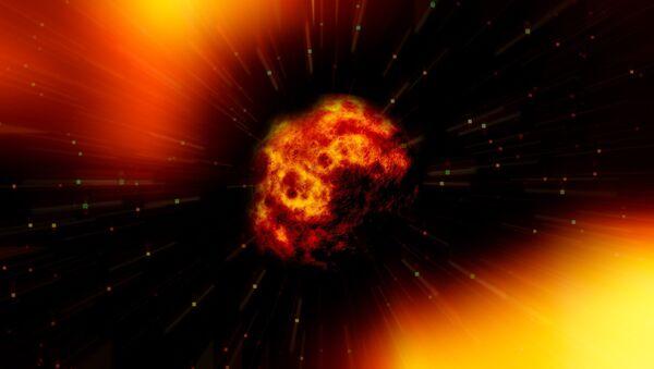 Big Bang (ilustración) - Sputnik Mundo