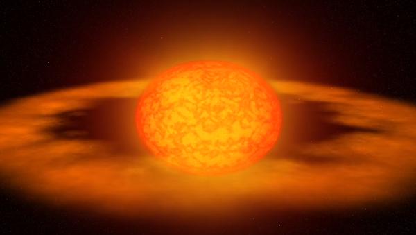 NASA descubre casi dos decenas de 'estrellas-calabazas' para Halloween - Sputnik Mundo