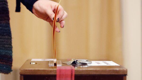 Elecciones anticipadas en Islandia - Sputnik Mundo