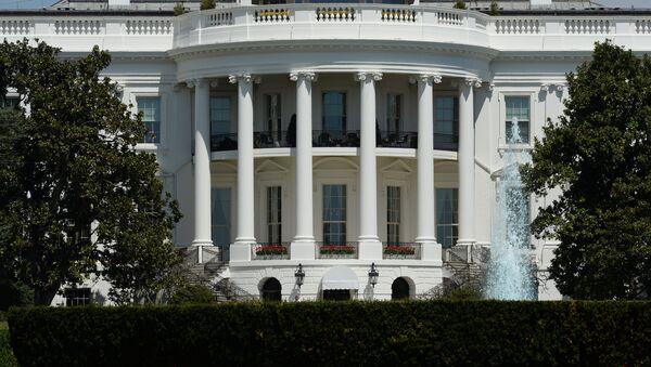 Casa Blanca en Washington - Sputnik Mundo