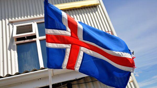Bandera de Islandia - Sputnik Mundo