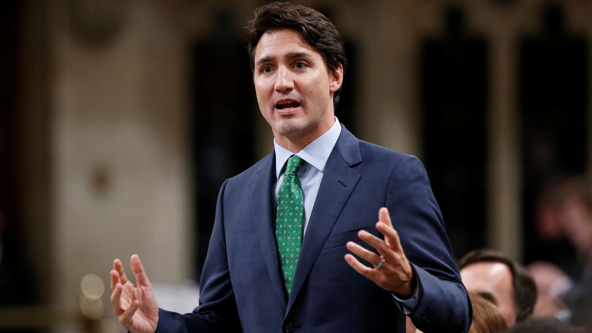 Justin Trudeau, pimer ministro de Canadá - Sputnik Mundo, 1920, 08.06.2021