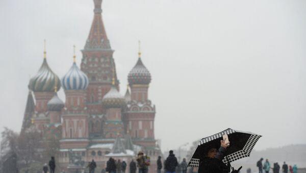 Moscú, Rusia - Sputnik Mundo
