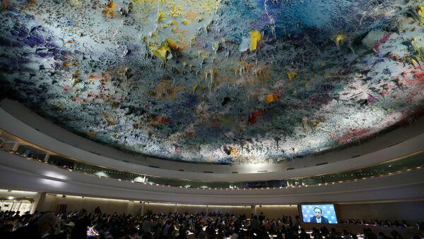 El Consejo de Derechos Humanos - Sputnik Mundo