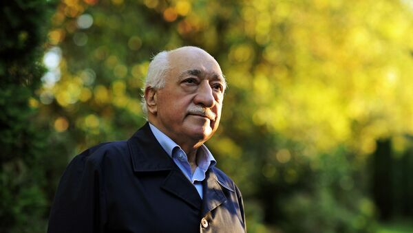 Fethullah Gulen, el clérigo islámico turco - Sputnik Mundo