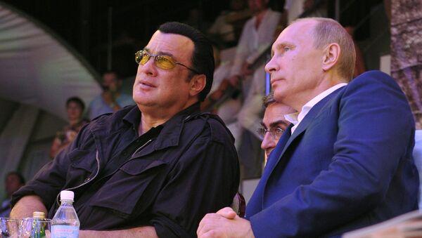 Celebridades con el 'alma rusa' - Sputnik Mundo