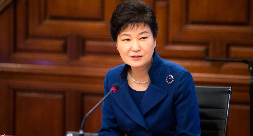 Park Geun-hye, la presidenta surcoreana