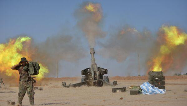 La operación antiterrorista en Mosul - Sputnik Mundo