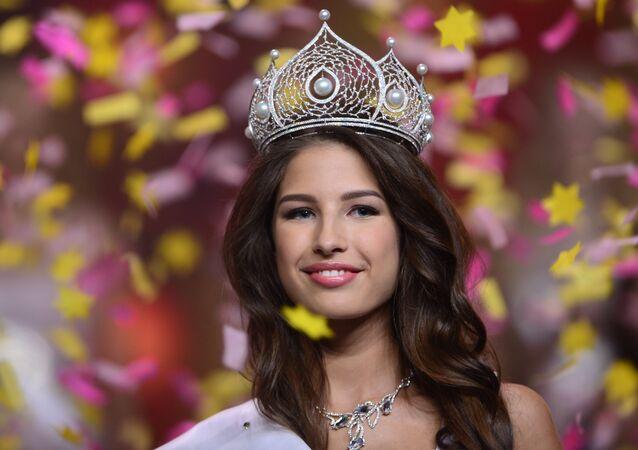 Yana Dobrovólskaya, Miss Rusia 2016