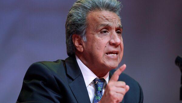 Lenín Moreno, político ecuatoriano - Sputnik Mundo