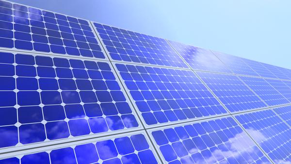 Los paneles solares - Sputnik Mundo