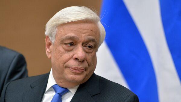 Prokopis Pavlópulos, presidente de Grecia - Sputnik Mundo