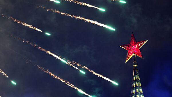 La estrella roja del Kremlin - Sputnik Mundo