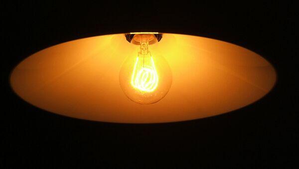 Una lámpara - Sputnik Mundo